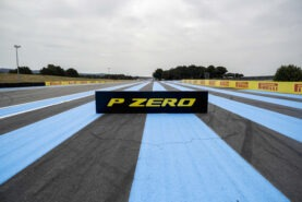 F1 drivers boycotted meeting with Pirelli officials this week