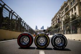 2021 Azerbaijan Grand Prix - Tyre Compounds