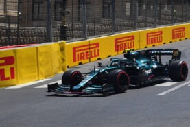 Aston Martin team targets F1 title within five years