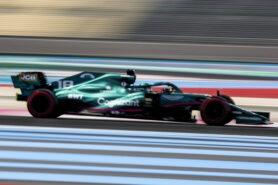 Sponsor wants Aston Martin team to turn cars pink?