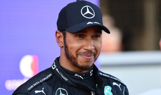 Hamilton says he hopes to retire at the age of forty