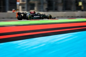 Bottas says his Mercedes F1 chassis must have fault