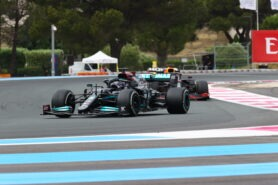 Mercedes Race Debrief video 2021 French F1 GP