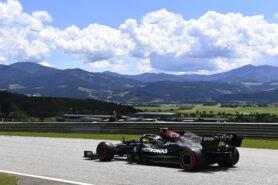 Bottas reveals Mercedes team still working on current F1 car