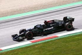 Wurz says it's great to see Mercedes under big pressure