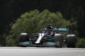 Second Free Practice Results 2021 Austrian F1 GP