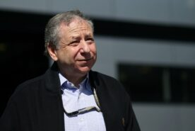 Todt says more candidates may run for his FIA job
