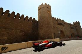Tweede vrije F1-oefenresultaten 2021 Azerbeidzjan F1 GP (FP2)
