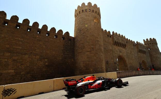 Second Free F1 Practice Results 2021 Azerbaijan F1 GP (FP2)