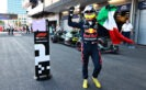 2021 Azerbaijan Grand Prix Race Results