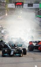Mercedes team now fixed Hamilton's 'magic brakes' button