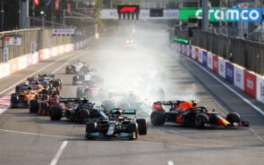 F1 denies last GP's two laps standing restart only for show