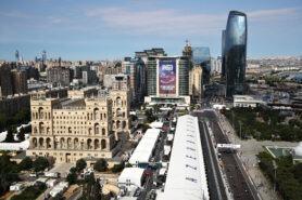 2021 Azerbaijan F1 GP Timelapse Race Recap