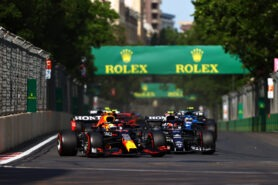 Red Bull says to ignore the background noise