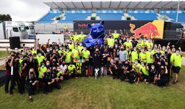 Red Bull team aiming for five consecutive victories now