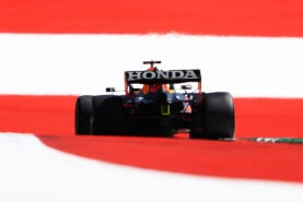 F1 figures slam F1 warning on Verstappen's 'burnout' last Sunday