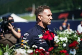 Christian Horner 2021 Beyond the Grid podcast interview