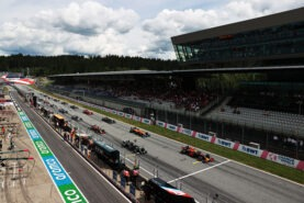 F1 in Austria: Champagne Max! by Peter Windsor