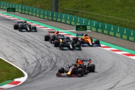 Catching Red Bull now almost impossible for the Mercedes team?
