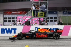 F1 race director warned Red Bull about celebration burnout at finish?