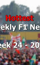 Hottest F1 News of week 24 – 2021