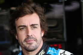 Alonso can keep racing with the Alpine team for life?