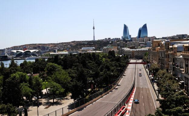 F1 Nation Podcast: 2021 Azerbaijan GP review