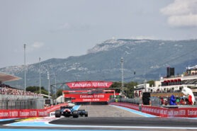 First Free F1 Practice Results 2021 French F1 GP (FP1)