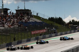 Bigger crowd at second F1 event in Austria this weekend
