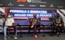 Post-Quali Press Conference 2021 French F1 GP