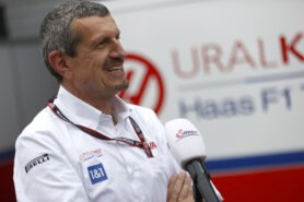 Steiner dismisses 'Mazepin to be Haas next team boss' rumours