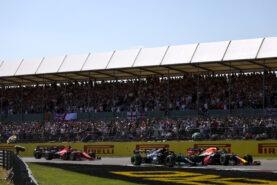 FIA COVID-19 Testing statement after British event