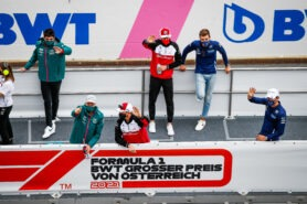 Driver changes for the 2022 F1 season