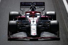 Alfa Romeo team boss says other engines 'miles ahead' of Ferrari