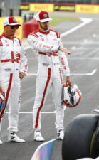 Alfa Romeo team to decide next year's drivers this September