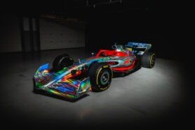 Alonso says 'real' next year's car will look like F1 show car