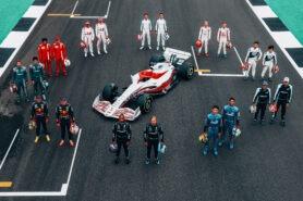 2022 F1 Teams & Drivers