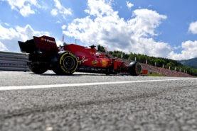 Ferrari's 2021 Austrian F1 GP debriefing with Iñaki Rueda