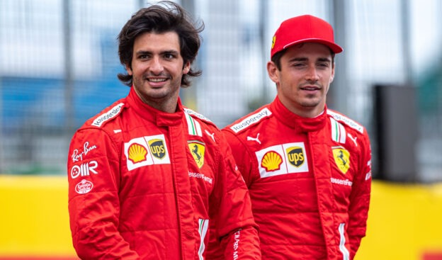 Leclerc & Sainz give their view on the British GP