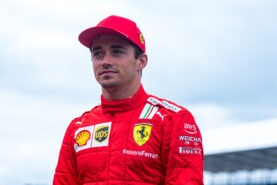 Charles Leclerc eyes further two-year Ferrari deal extension