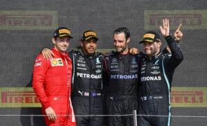 2021 British Grand Prix: F1 Race winner, GP results & report