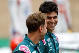 Aston Martin F1 team confirms Stroll & Vettel for next season