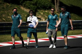 Vettel and Hamilton protest against new Hungarian LGBT laws