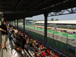 Half-capacity crowd gets 'green' light for upcoming Italian GP