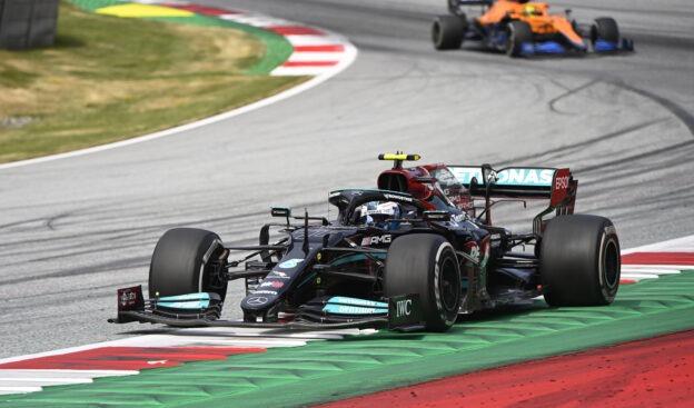 Mercedes F1 team's 2021 Austrian GP Race Debrief Video