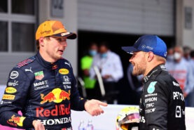 Red Bull admits 'options' amid Bottas rumours during silly season