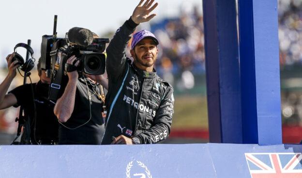F1 unites to slam alleged Hamilton 'racial abuse' after British GP
