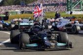 Nederlandse expert verwerpt de juichende vieringen van Hamilton na raceoverwinning