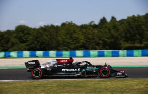 Third Free F1 Practice Results 2021 Hungarian F1 GP (FP3)