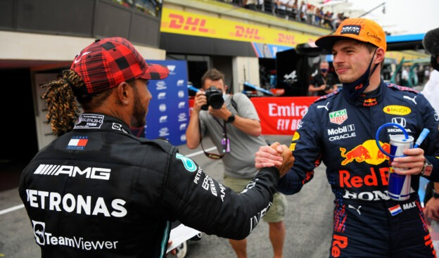 Prost plays down fiery between Verstappen and Hamilton